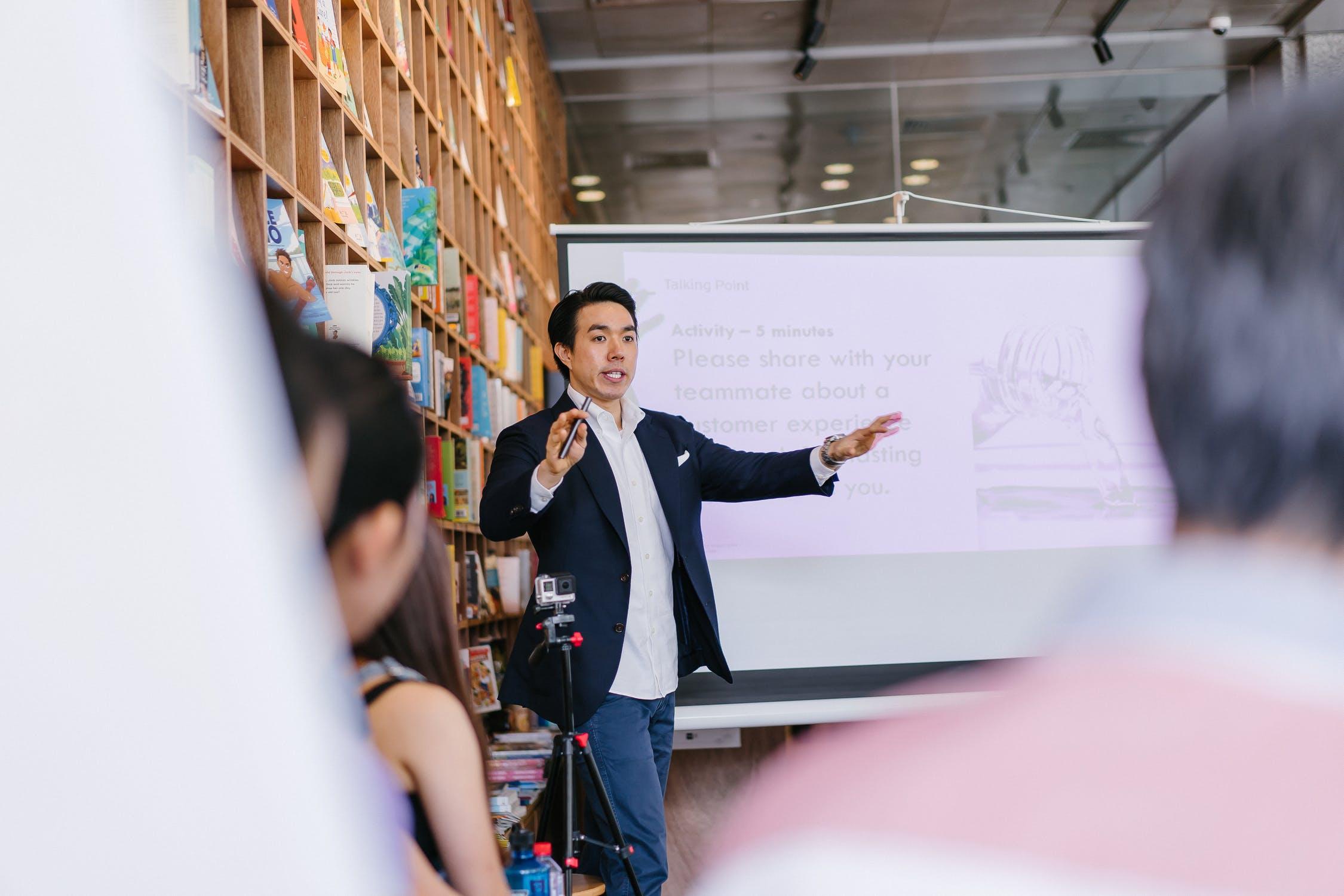 Come preparare un discorso chiaro e persuasivo