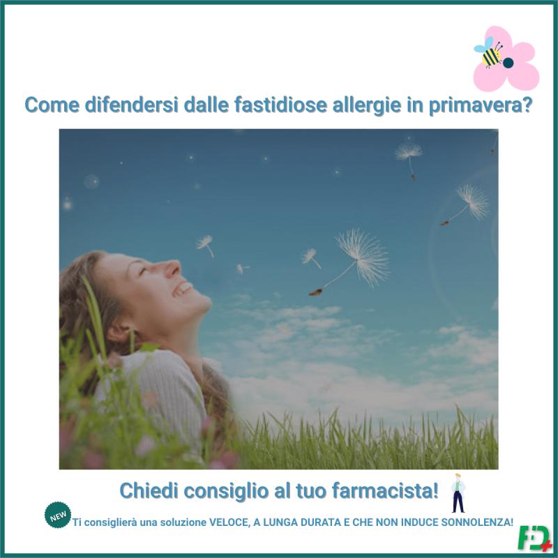 Post allergia informativo farmadpiu